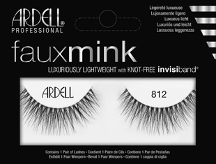 ARDELL FAUX MINK INVISIBAND #812