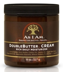 AS I AM DOUBLEBUTTER CREAM 16 oz.