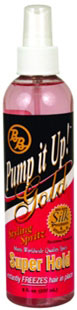 BB PUMP IT UP GOLD SPRITZ SUPER HOLD 55%