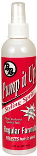 BB PUMP IT UP SPRITZ REGULAR 80%