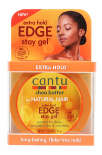 CANTU SHEA BUTTER EDGE STAY GEL
