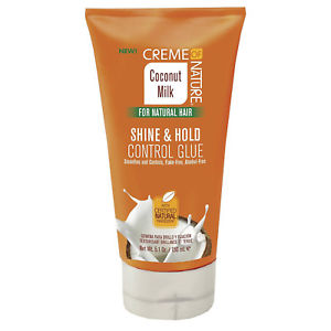 Creme of Nature Coconut Milk Shine & Hold Glue