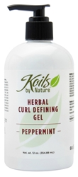 KOILS BY NATURE  HERBAL CURL DEFINING GEL PEPPERMINT