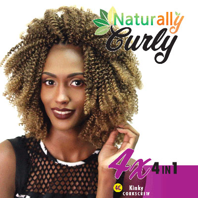 NaturallY Curly - 4C Kinky Corkscrew Curl