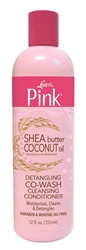PINK SHEA/COCONUT CO-WASH