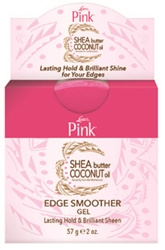 PINK  SHEA/COCONUT EDGE GEL