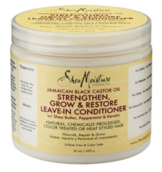 SHEA MOISTURE JAMAICAN BLACK CASTOR LEAVE-IN CONDITIONER