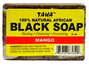 Taha Taha Black Soap Mango Kedmag5