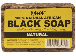 TAHA BLACK SOAP NATURAL