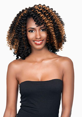 URBAN BEAUTY NATURALL CROCHET LOOP JAMAICAN BOUNCE