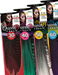 "URBAN BEAUTY PRE-PULLED QUEEN B BRAIDING HAIR 50"" - QB50335"