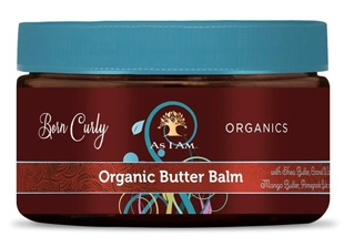 AS I AM BORN CURLY BUTTER BALM