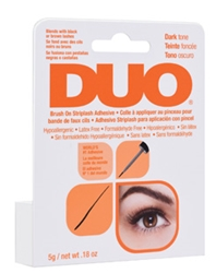 ARDELL DUO BRUSHON ADHESIVE DARK