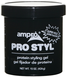 AMPRO PROTEIN STYLE GEL SUPER HOLD 10 OZ