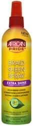 AFRICAN PRIDE BRAID SHEEN - EXTRA SHINE