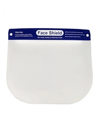 Reusable HD Face Shield