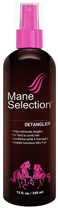 MANE SELECTION DETANGLER 12 oz.