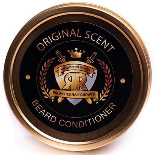RESPECTED ROOTS BEARD CONDITIONER ORIGINAL SCENT 4 oz.
