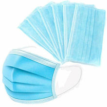 Disposable 3-Ply Face Mask (Pack of 5)